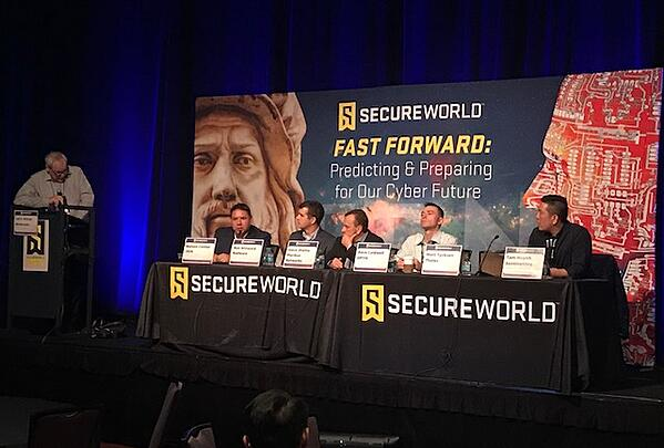 Emergin Threats panel SWSEA18