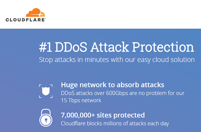 Is this OK? DDoS Defense Vendor Protected World's Largest