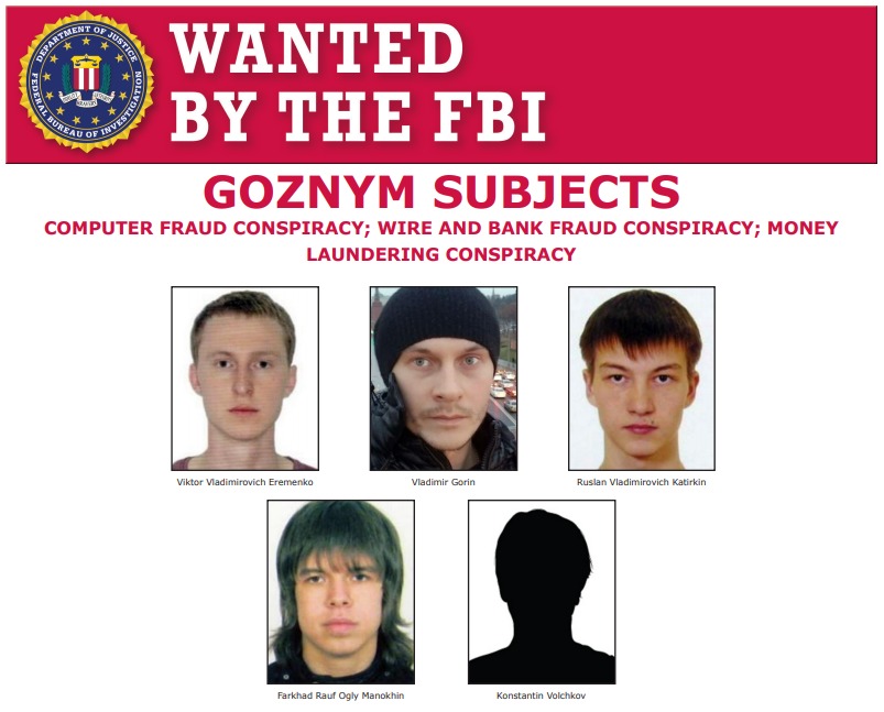 fbi-wanted-poster-GozNym-gang