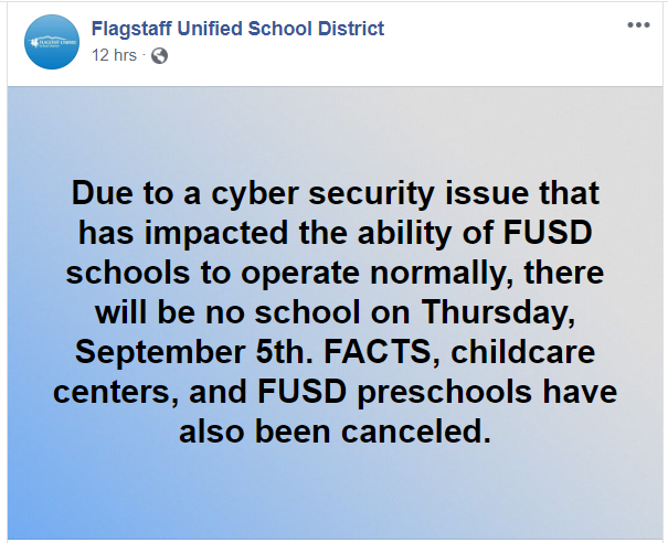 flagstaff_ransomware_message