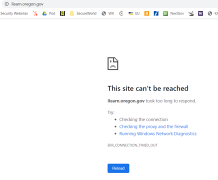 oregon-learning-website-attack
