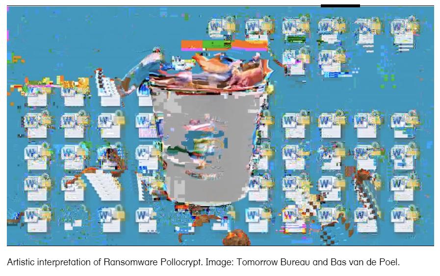 ransomware-as-art
