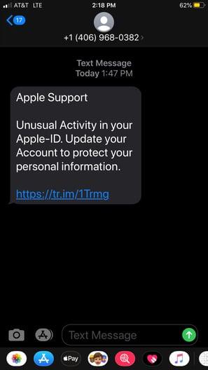 smishing-example-apple