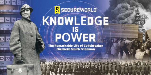 Knowledge Is Power: The Remarkable Life of Codebreaker Elizebeth Smith Friedman